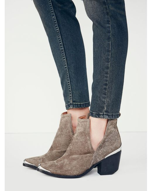 Free People - Natural Hunt The Plains Boot - Lyst
