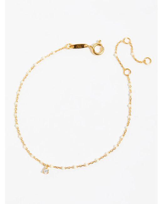 Free People - Metallic Tai Delicate Layering Bracelet - Lyst