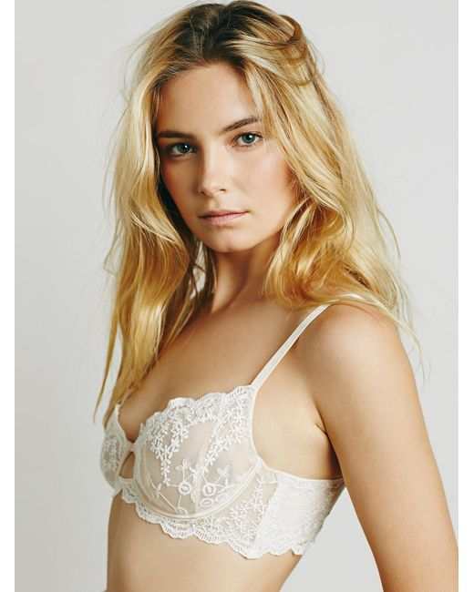 Free People - Natural Daydreamer Underwire Bra Daydreamer Hipster Daydreamer Hipster - Lyst