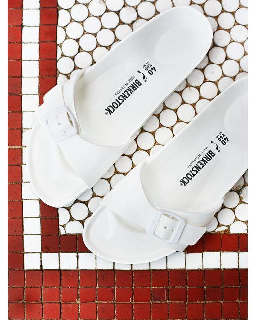 Free People | White Mesa Verde Gladiator Sandal | Lyst
