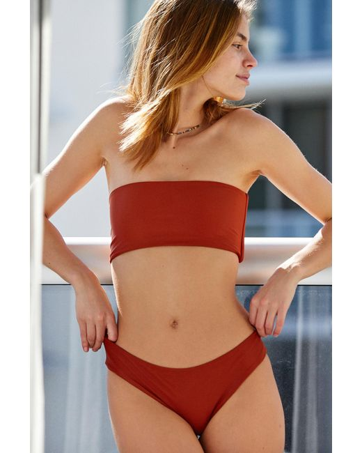 0b295edc2f161 Free People - Multicolor Adele Bikini Bottom - Lyst ...