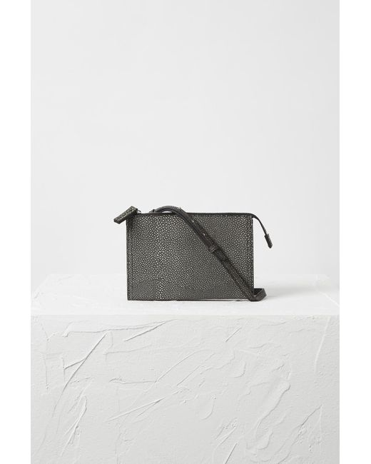 Textured Crossbody Bag - Stingway French Connection 04NwU3