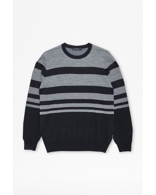 French Connection | Multicolor Gio Fair Isle Knit Jumper for Men | Lyst