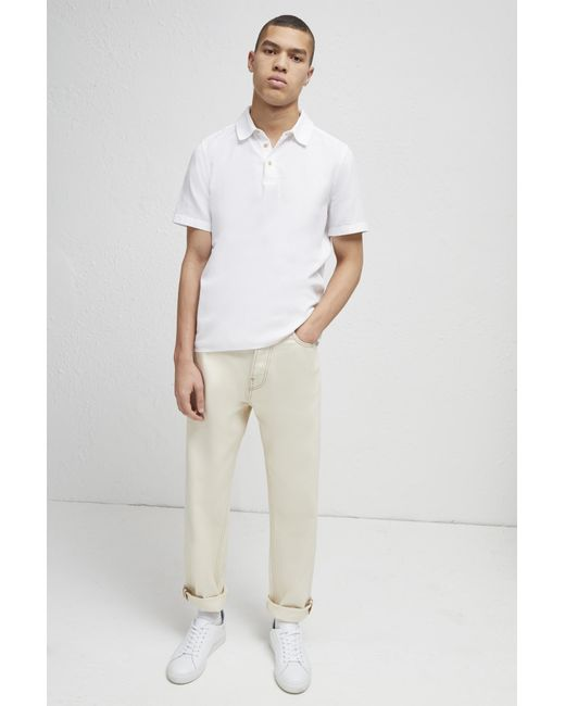 French Connection - Natural Ecru Jeans for Men - Lyst