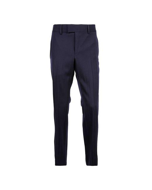 Gucci Blue Men's Trousers Pants for men