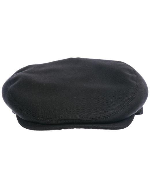 883b1275e Dolce & Gabbana Men's Flat Hat Sboy Cap Gatsby in Black for Men - Lyst