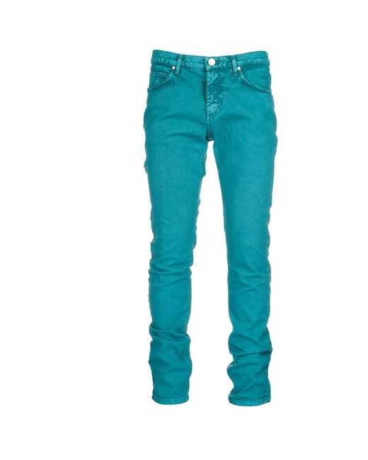 Versace Jeans - Blue Jeans Denim Slim Bull Bogart for Men - Lyst