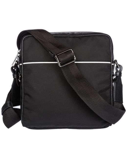 ... Lyst Dolce   Gabbana - Black Messenger Bag For Men On Sale for Men ... 7372d938293e4