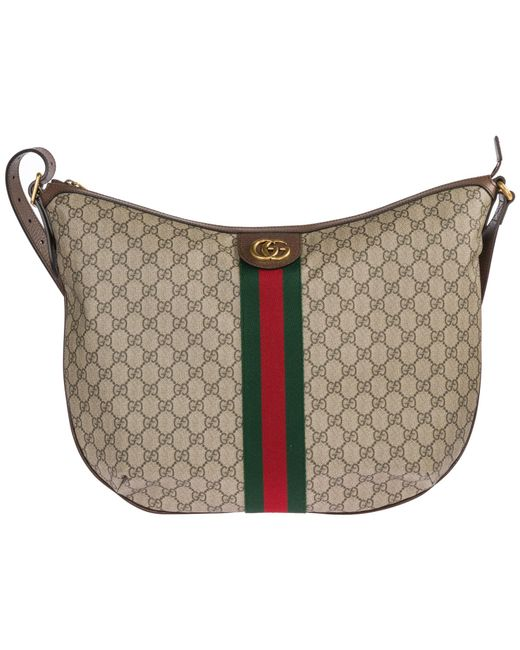 319ef030b6a Gucci - Natural Shoulder Bag Ophidia - Lyst ...