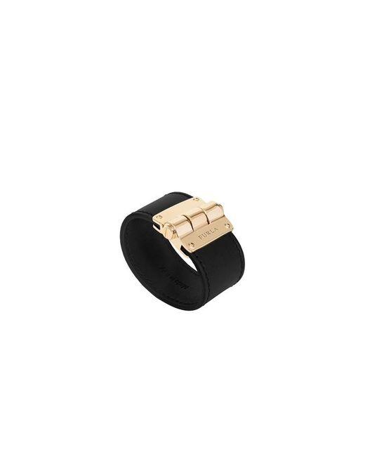 Furla - Black Bracelet Onyx - Lyst