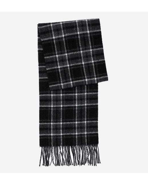 Polo Ralph Lauren - Black Echarpe à carreaux en laine for Men - Lyst