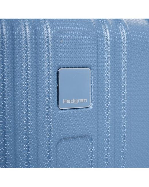 2b76ff68a9 ... Hedgren - Blue Valise cabine business 55 cm pure polycarbonate GATE S -  Lyst ...