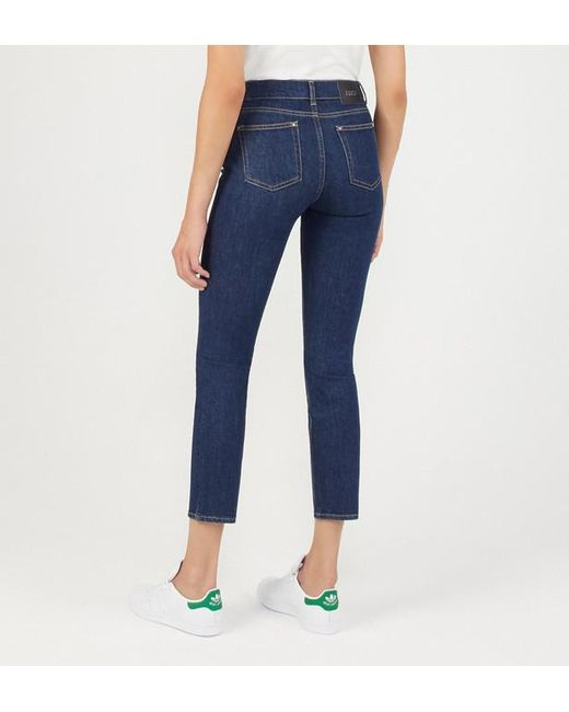 Passy Slim Claudie Coloris 78eme Jeans Pierlot En Lyst Fit Bleu wqtB5n4nP