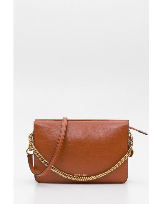 56153575f753 Givenchy - Brown Cross 3 Bag - Lyst ...