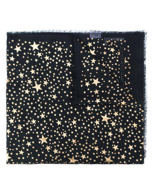 Stella McCartney - Multicolor Stars Metallic Fil Coupé Scarf - Lyst