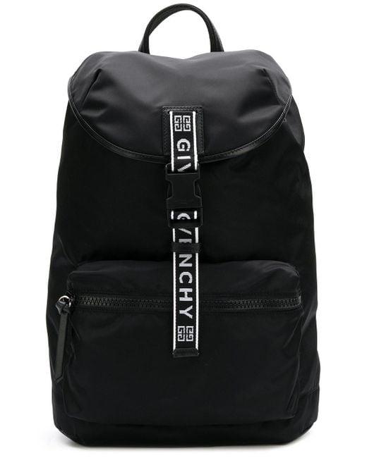 Givenchy - Black Light 3 Backpack for Men - Lyst