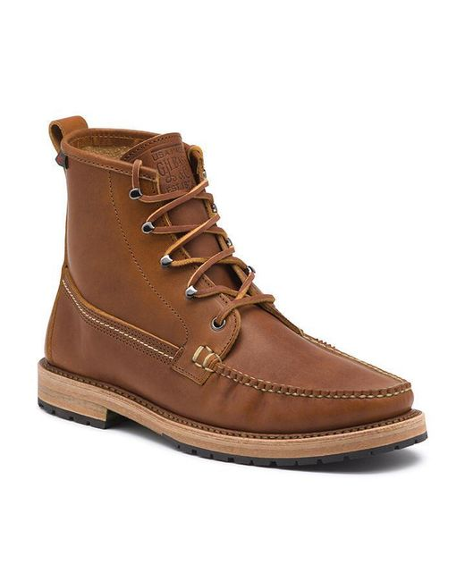 G.H. Bass & Co. - Brown Buxton Boot for Men - Lyst