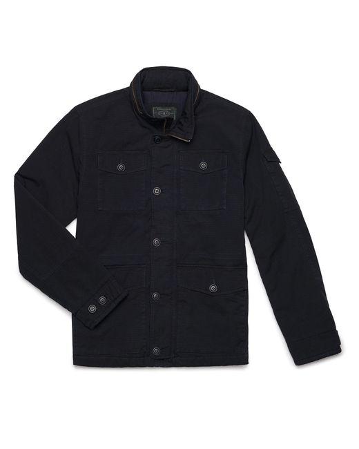 G.H. Bass & Co. - Blue 4 Pkt Mechanic Jacket for Men - Lyst