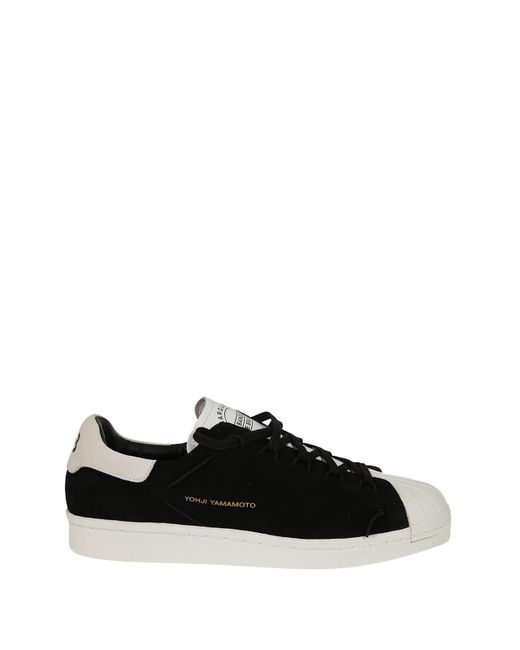 47b374442 Y-3 - Black ADIDAS Y-3 Sneaker superknot nera for Men - Lyst ...