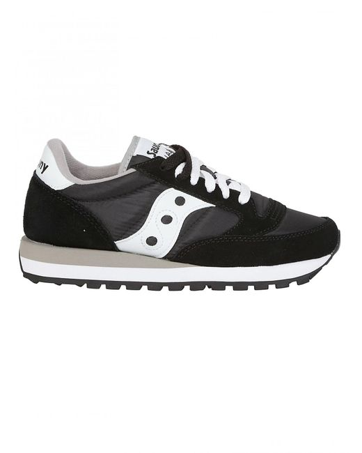 09dc923ed380 Lyst - Saucony SAUCONY sneaker jazz nera in Black - Save 22%