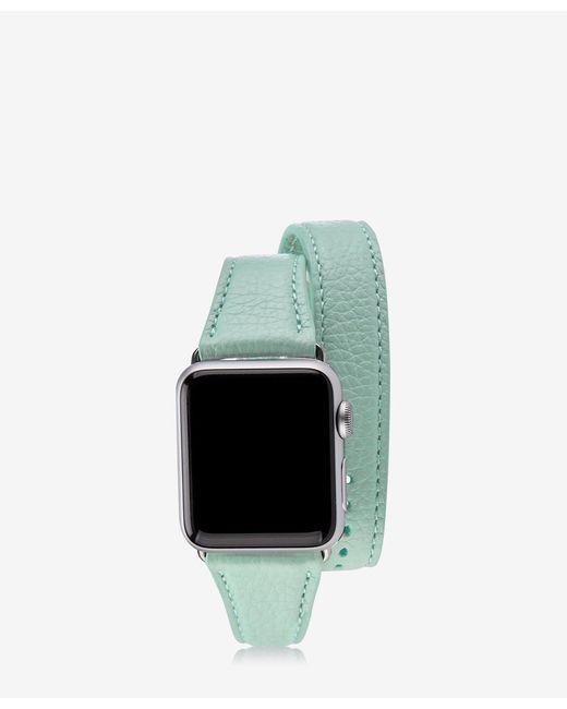 Gigi New York - Blue 38mm Double Wrap Apple Watch Band - Lyst