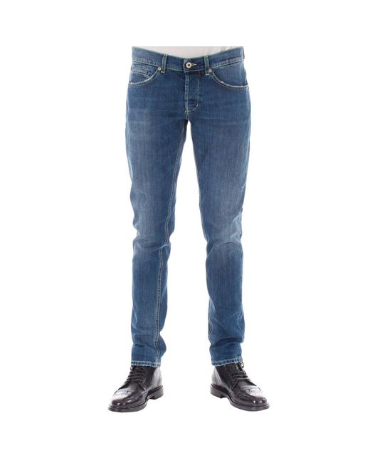 Dondup - Blue Jeans Men for Men - Lyst