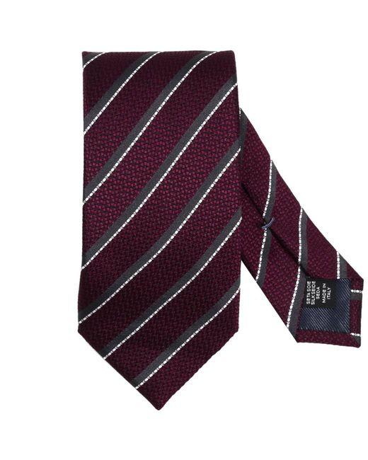 Ermenegildo Zegna   Purple Tie Men for Men   Lyst