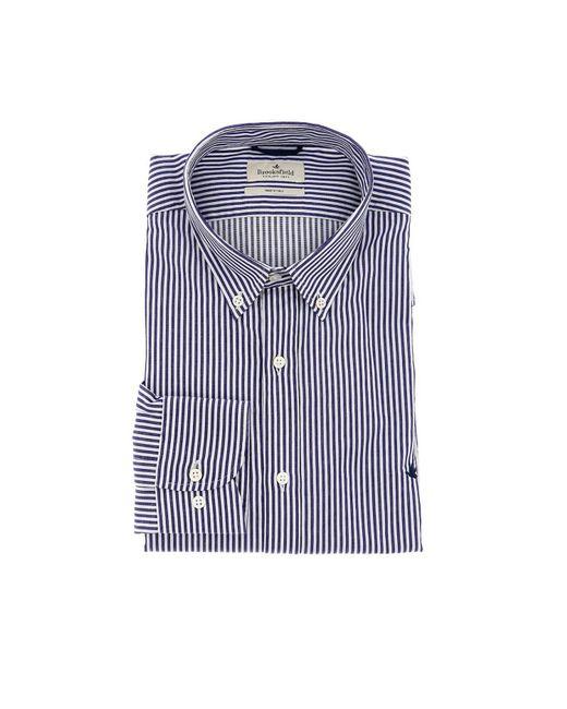 Brooksfield - Blue Shirt Men for Men - Lyst
