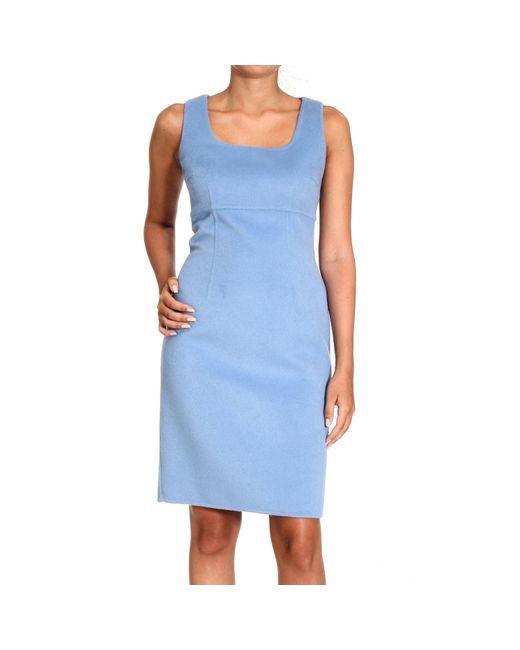 Ermanno Scervino | Blue Women's Dress | Lyst