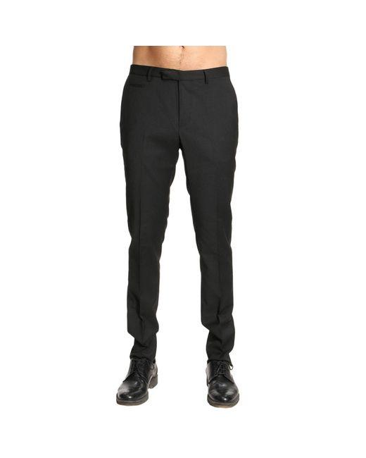 Brian Dales | Black Pants Men for Men | Lyst