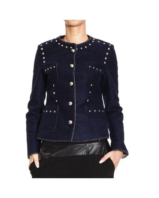 De'Hart | Blue Women's Blazer | Lyst