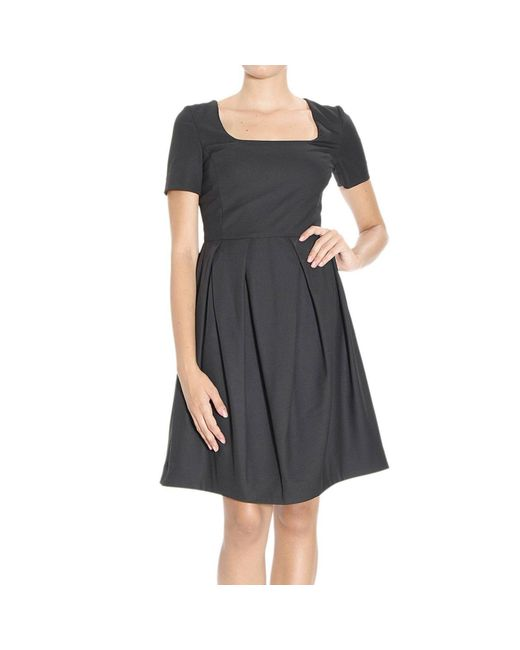 Armani Jeans | Black Giorgio Armani Women's Dress | Lyst