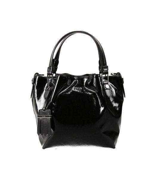Tod's   Black Women's Handbag   Lyst
