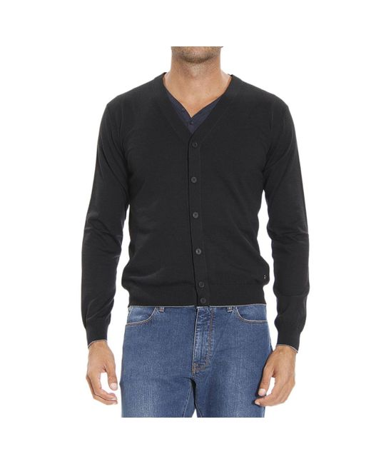 Z Zegna | Black Ermenegildo Zegna Men's Sweater for Men | Lyst