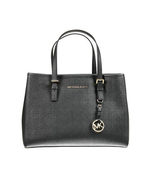 MICHAEL Michael Kors | Black Michael Kors Women's Handbag | Lyst