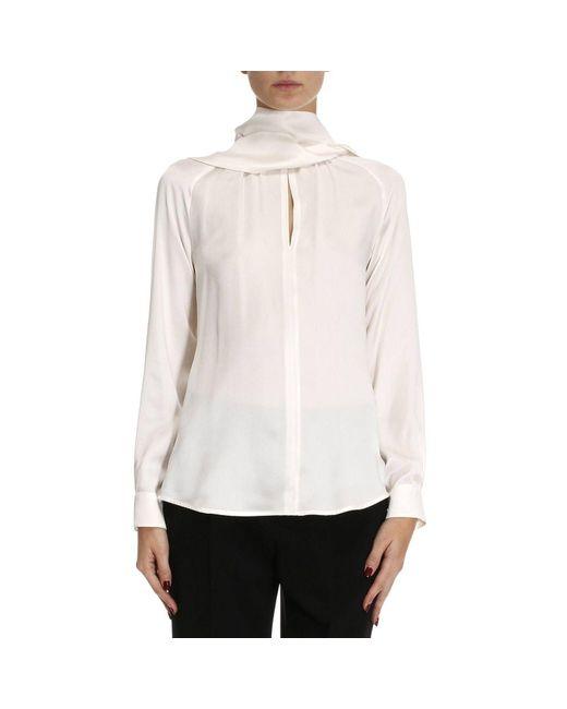 Max Mara | White Shirt Women | Lyst