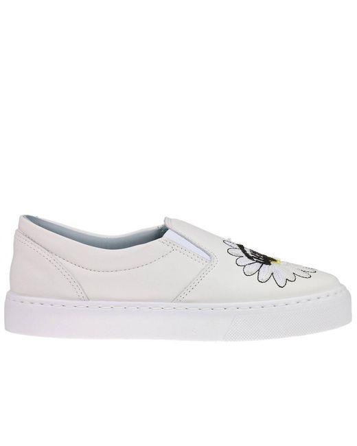 Chiara Ferragni | White Sneakers Shoes Women | Lyst