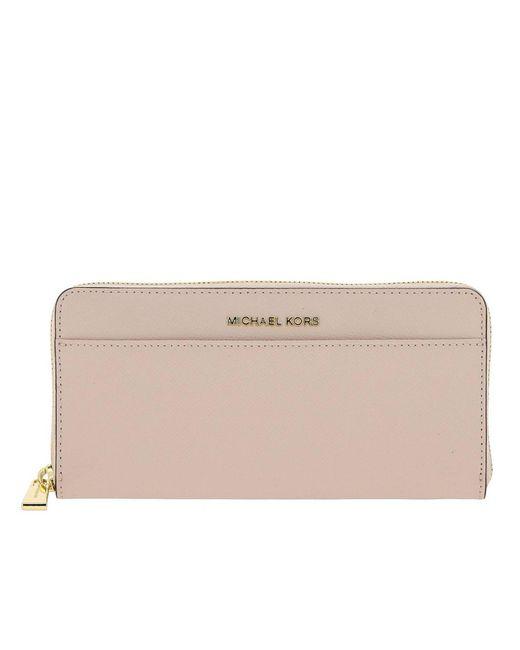 5c9e51476 Lyst - Carteras Mujer MICHAEL Michael Kors de color Rosa - 50 % de ...