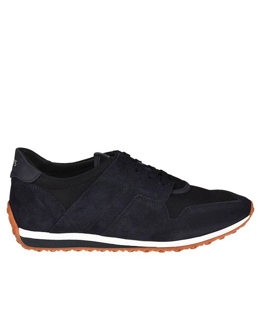 Tod's - Blue Sneakers Shoes Men for Men - Lyst