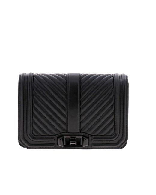 93b706181d Rebecca Minkoff - Black Mini Bag Women - Lyst ...