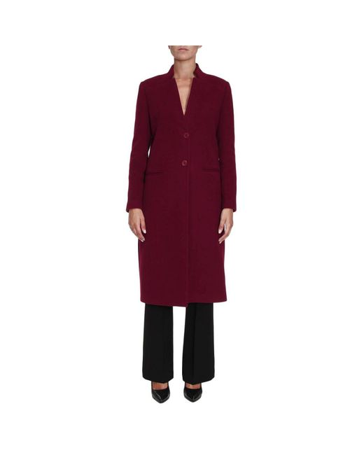 Hanita | Red Coat Women | Lyst