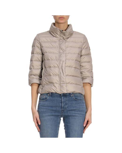 Colmar - Gray Jacket Women - Lyst