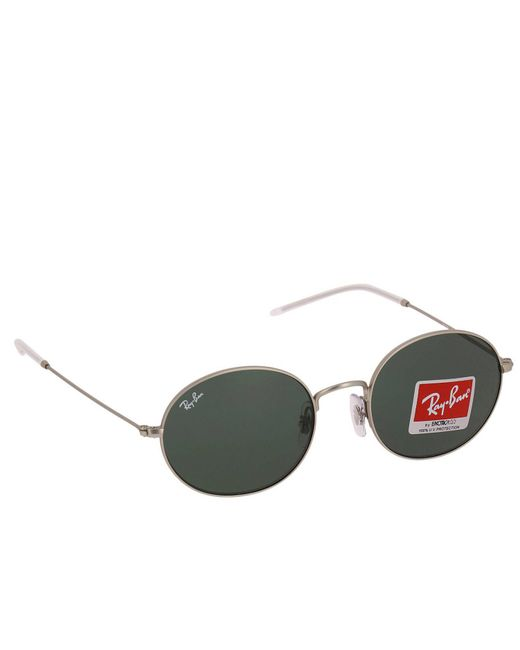 Ray-Ban - Green Eyewear Men for Men - Lyst
