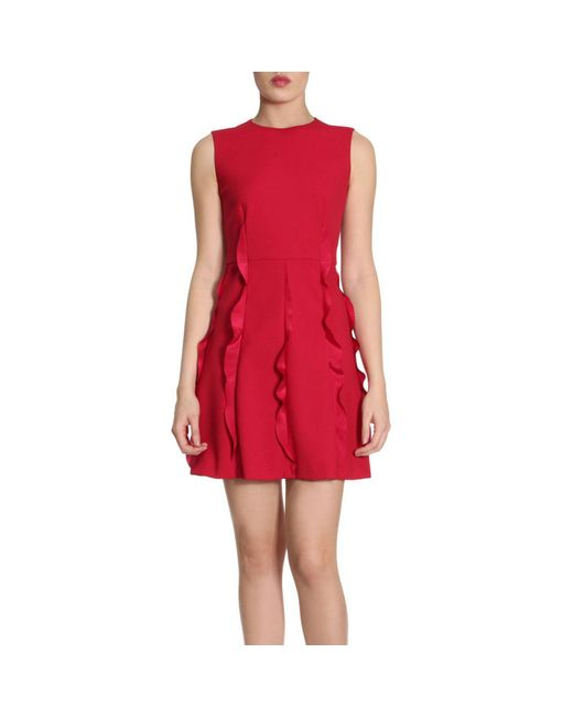 RED Valentino - Red Dress Women - Lyst