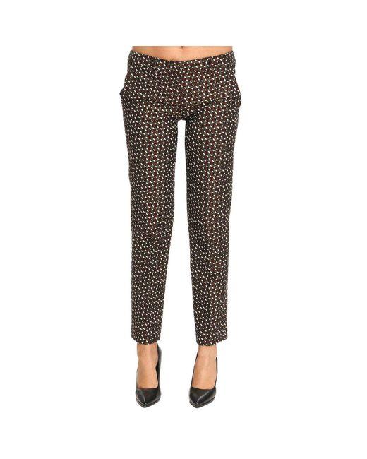Hanita - Multicolor Pants Women - Lyst