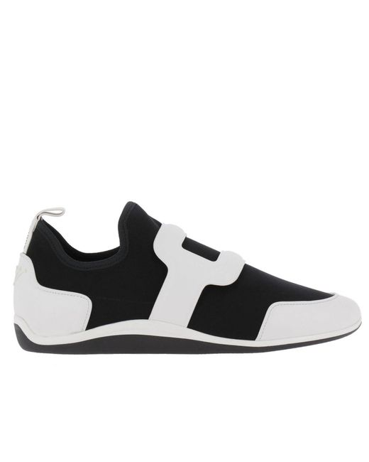Roger Vivier - Black Sneakers Shoes Women - Lyst