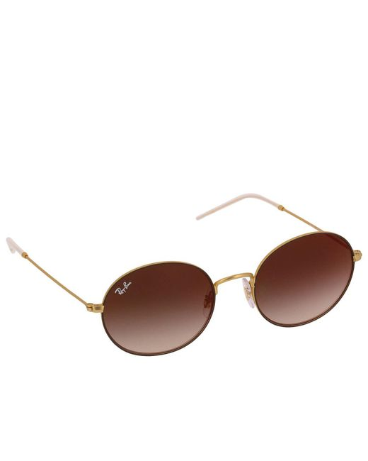 Ray-Ban - Brown Sunglasses Women - Lyst