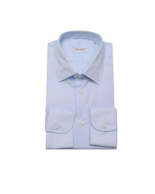 Brian Dales - Blue Shirt Men for Men - Lyst