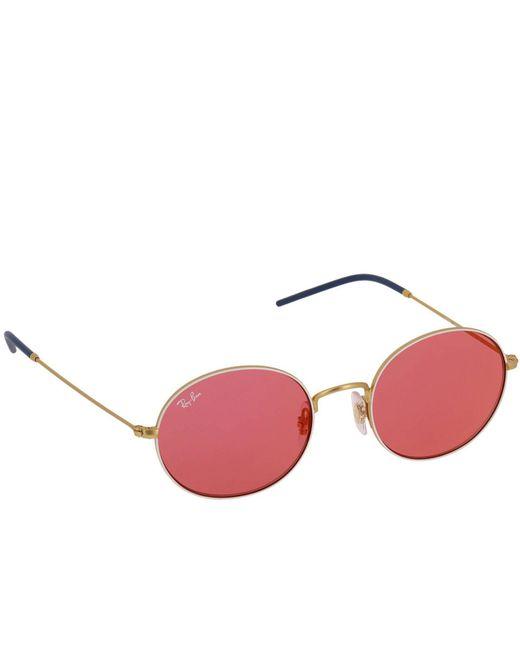 Ray-Ban - Pink Sunglasses Women - Lyst