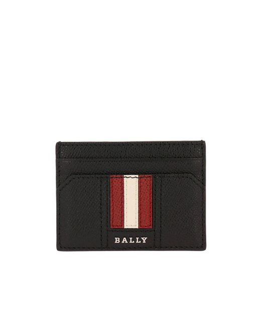 Bally - Black Wallet Men for Men - Lyst